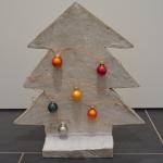 Weihnachtsbaum aus Beton – Bastelanleitung