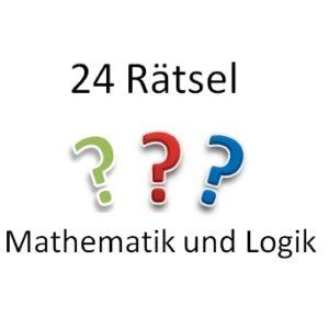 24 Rätsel aus den Berecihen Mathematik und Logik zum Download. Ideal zum Befüllen eines Adventskalenders.