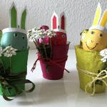 DIY-Osternest – bunt, dekoriert, lecker