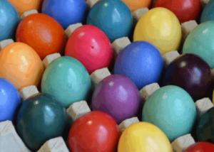 Ostereier - DIY Anleitungen für Ostergeschenke, Osterdeko und vieles mehr