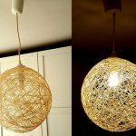 Bastelanleitung Kugellampe oder Dekokugel – Günstiger geht es nicht!