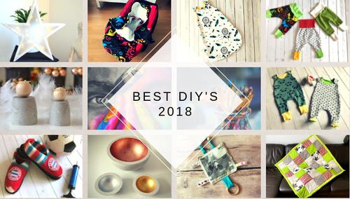 Erfahre hier, welches die beliebtesten DIYs in 2018 waren.