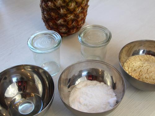 Diese Matrialien benötigst Du für dein Fruchtsäurepeeling