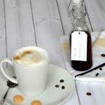 Vanille-Karamell Sirup selbermachen