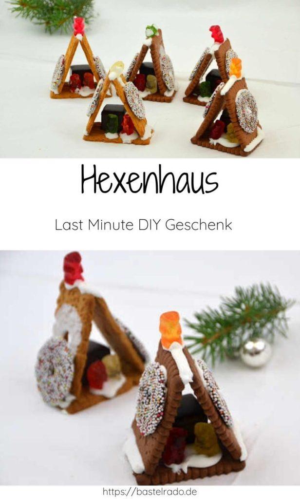 DIY Hexenhaus selbermachen