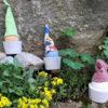 Schau dir mal diese niedlichen Eiermützen an.