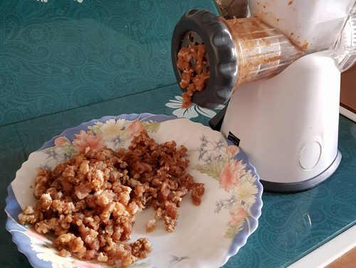 fe das Nackenfleisch für leckere Knackwürstchen