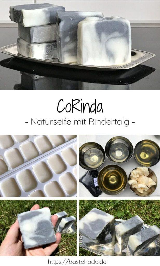 CoRinda - eine pflegende Naturseife aus Rindertalg